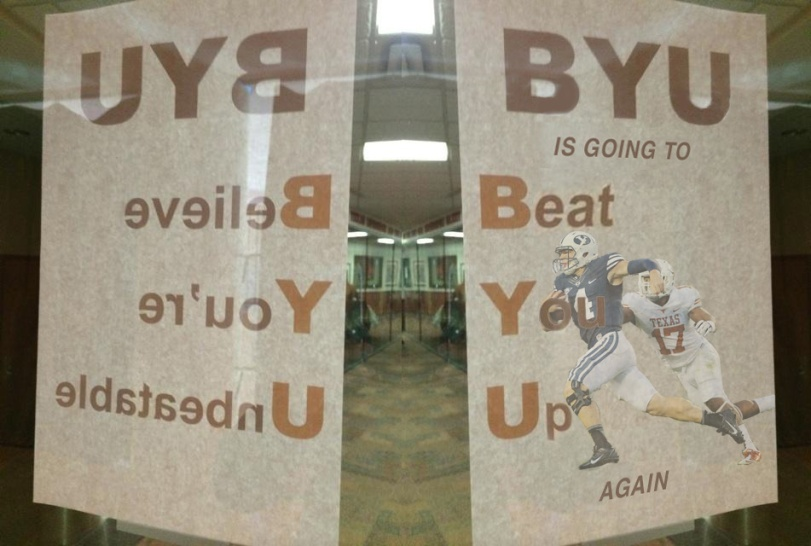 BYU Beat You Up