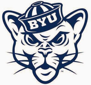 BYU sailor