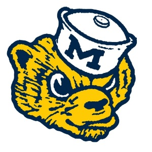 Michigan Wolverine Sailor w